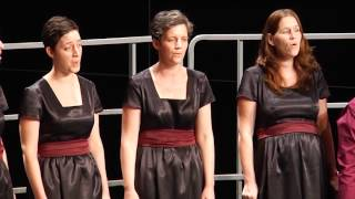THE SILVER SWAN, Orlando Gibbons - GEMMA CHOIR