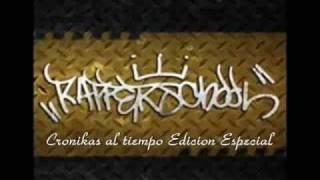 Rapper school - Confesiones ( Street)