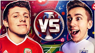 ENGLAND VS WALES SCORE PREDICTOR VS HARRY