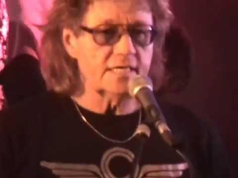 THE MOVE - Bev Bevan intro to Mercury Blues - Boom Boom Club 30/5/14