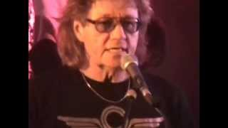 THE MOVE - Bev Bevan intro to Mercury Blues - Boom Boom Club 30/5/14