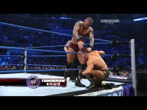 WWE SmackDown 12/21/10 - Part 1/8 (HQ)