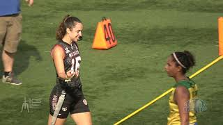 Download MUNDIAL DE FLAG FOOTBALL 2018 MEXICO VS BRASIL FEMENINO DIA 4