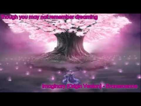 Imaginary (Origin Version) - Evanescence - Nightcore