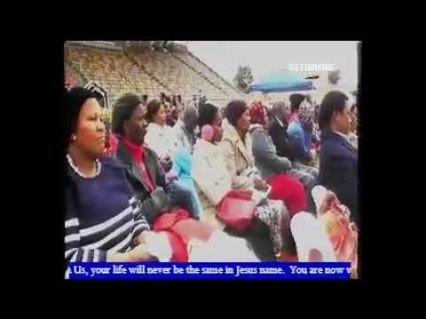 The WCCC Polokwane Live Crusade day three(15 /05/2016|)