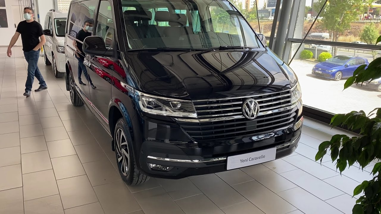 All-New 2022 VW T7 Multivan - Presented in 2021 before Volkswagen Caravelle and Transporter