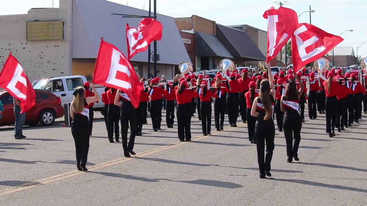 Image result for elgin ok high school band