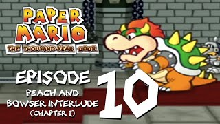 Let's Play Paper Mario: The Thousand-Year Door - Episode 10 - Fish-Bowl Commander!
