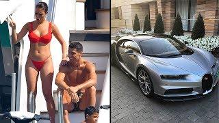 5 cose Super Costose che Cristiano Ronaldo possiede e tu puoi solo sognare!