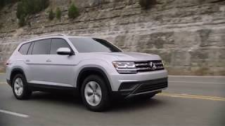 2018 VW Atlas Features