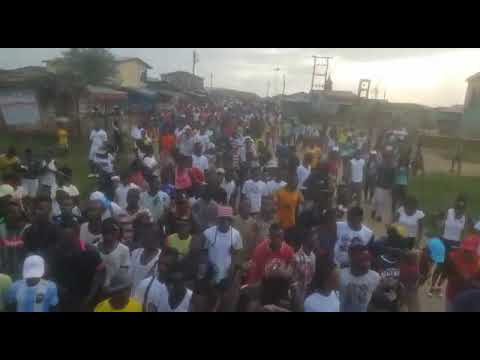 2017 Ajumako Baa Akwambo Health Walk