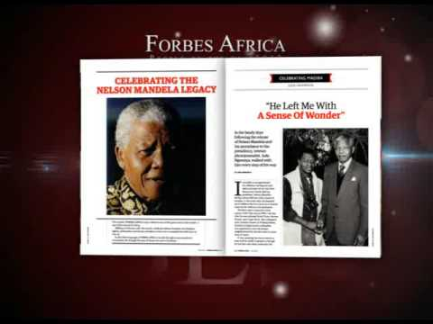 FORBES AFRICA Person of the Year 2012