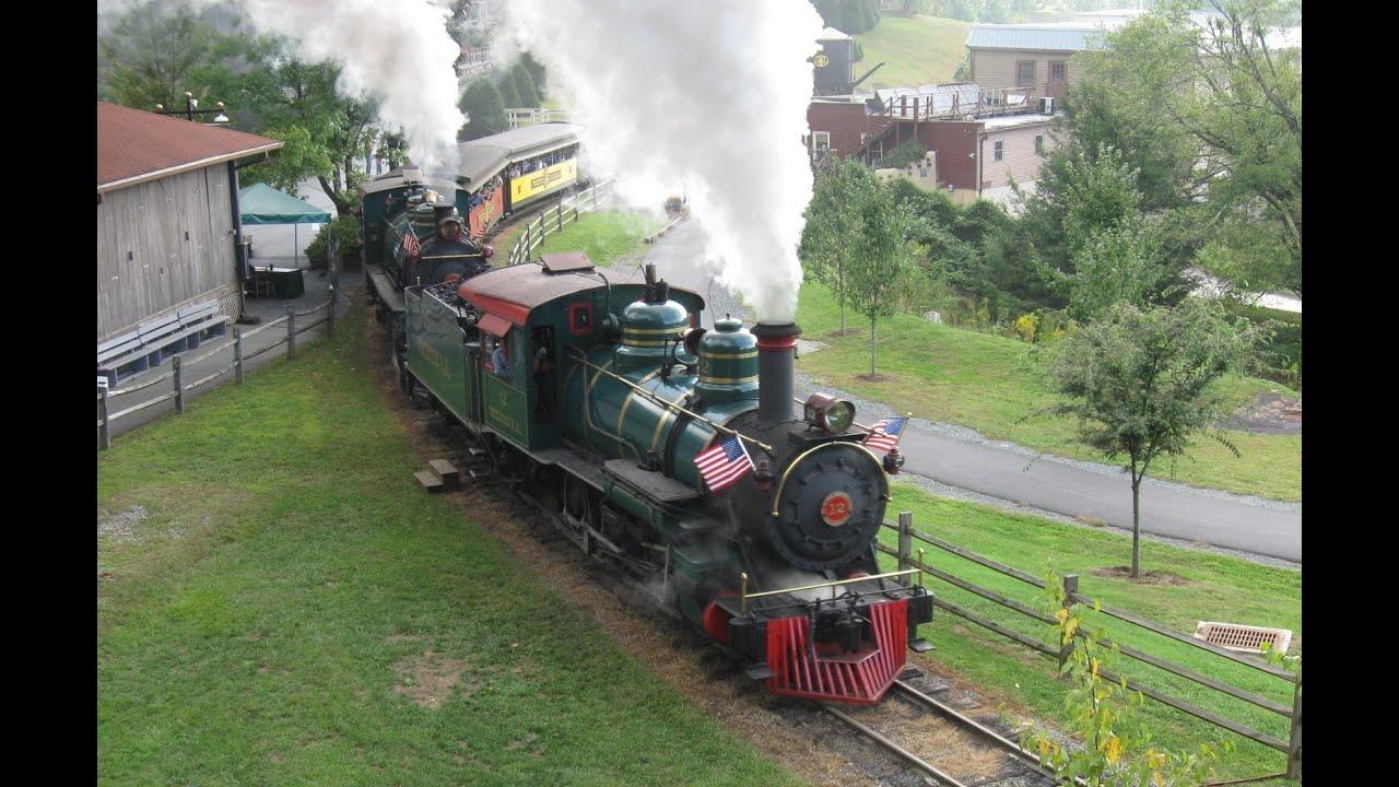tweetsie railroad  12  u0026  190 best double header run by u0026 39 s