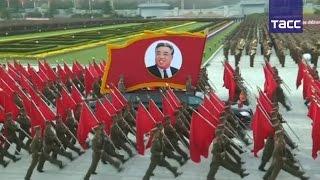 КНДР готовится праздновать день рождения Ким Ир Сена