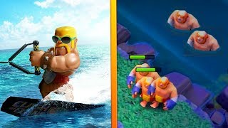 COC Funny Moments, Glitches, Fails et Trolls Compilation Clash of Clans avec Seinhor9