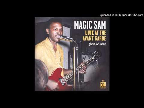 Magic Sam  Lookin' Good