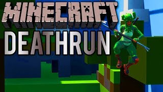 Der MINECRAFT DEATHRUN in Fortnite!