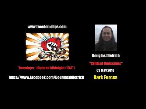 Douglas Dietrich - Dark Forces - 03 May 2016
