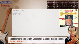 Einsamer Hirte The Lonely Shepherd G. Zamfir Kill Bill Theme MELODY Guitar Backing Track.mp3