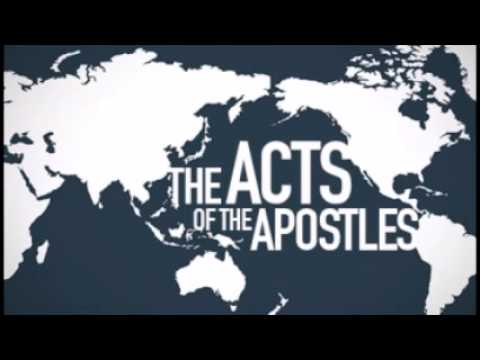 Sovereignty of God in Acts