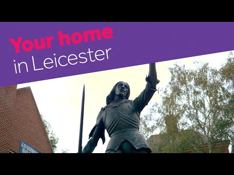 Liberty Living City Guide: Leicester