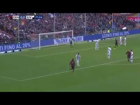 Genoa 1- 0 Juventus l Serie A 17 /3 /2019