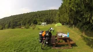 Namur camping Les Trieux