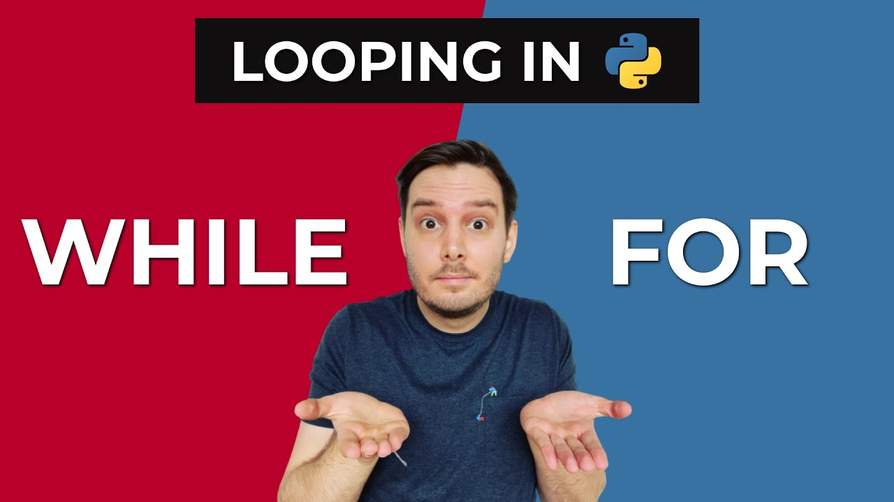 Should You Use FOR Or WHILE Loop In Python? 👉 3 Better Options!!