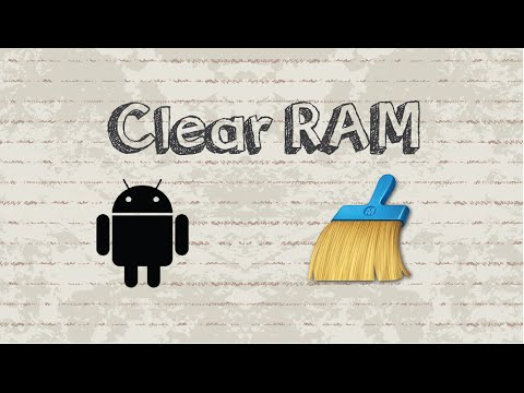 How to clear RAM on Android with Clean Master