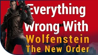 Game Sins | Everything Wrong With Wolfenstein: The New Order