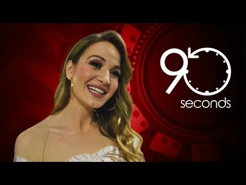 90 SECONDS w/ Jelena Tomasevic