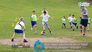 Spor yapan çocuklarda diz ve topuk ağrılarının sebepleri nelerdir?