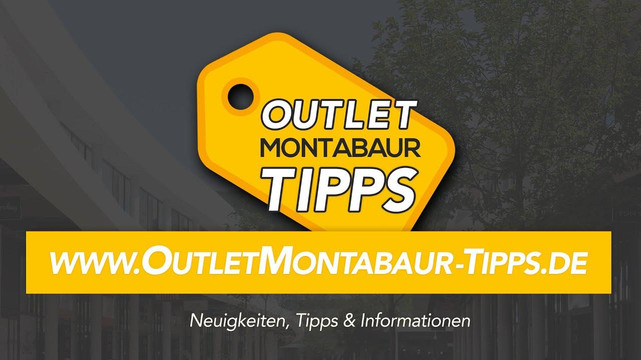 Fashion Outlet Montabaur Eröffnung - YouTube