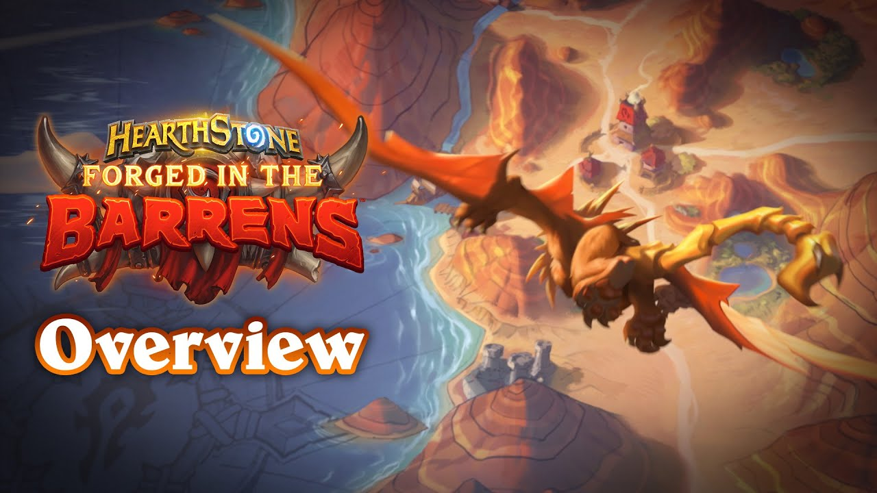 Forged in the Barrens Overview