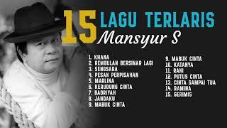 Mansyur S 15 Lagu Terlaris