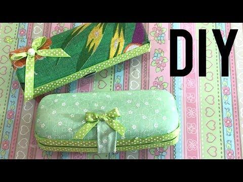 Do Lixo ao Luxo   Reciclando Caixa de Óculos - DIY Artesanato - YouTube de3b103d4b
