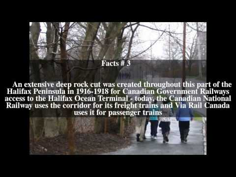 Halifax Urban Greenway Top # 5 Facts