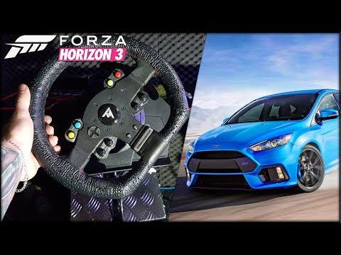 Jucam cu volanul! | Forza Horizon 3 & FiveM | Donatie 170 EURO - Mirel!