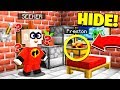 THE BEST HIDING SPOT! | The Incredibles 2 HIDE & SEEK! - Minecraft Mods