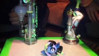 Stone Glass 710 Apollo Dab ship recycler and EA recycler du
