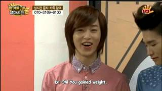 (eng Sub) Dalmatian Youngwon Gained Weight?