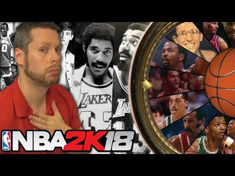 NBA 2K WHEEL OF DECEASED PLAYERS
