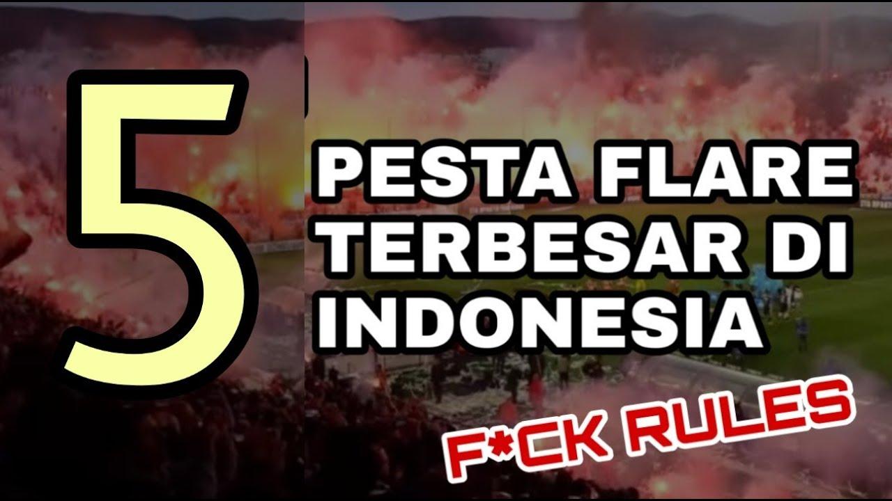 5 PESTA FLARE TERBESAR DI INDONESIA ! BIKIN MERINDING