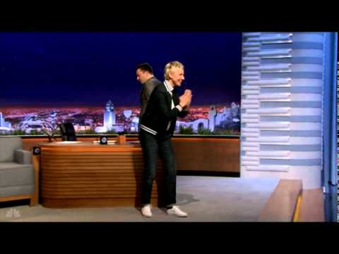 ELLEN DEGENERES COMES OUT TO HER SONG BY LIL B!!! THE ROOTS PLAYED IT LIVE!