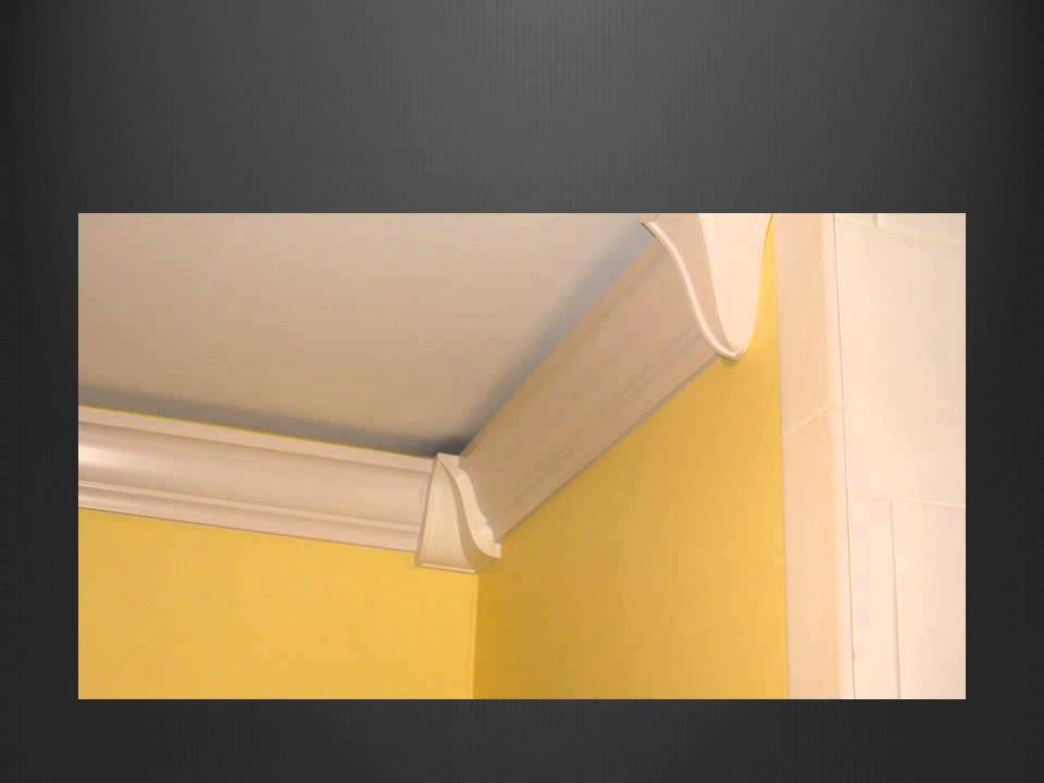 RowlCrown Crown Molding can be used for recessed ceiling ...