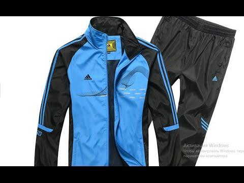 Спортивный костюм ADIDAS с Aliexpress. Посылка №117