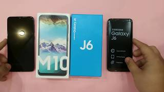 Samsung Galaxy M10 2019 vs Samsung Galaxy J6 2018