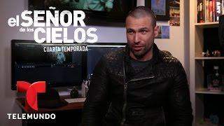 El Señor de los Cielos 4 | Rafael Amaya te habla del video game de el Señor de los Cielos | Telemund