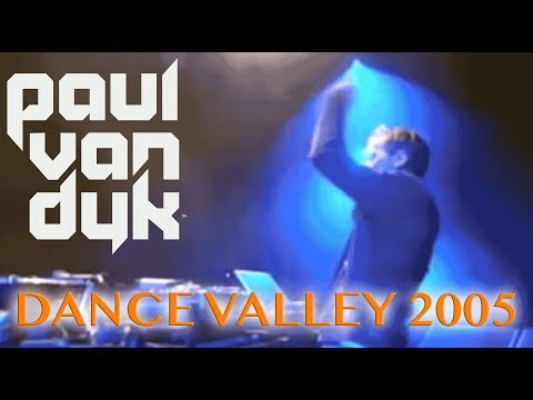 Paul Van Dyk @ Dance Valley 2005 (FULL,Complete)