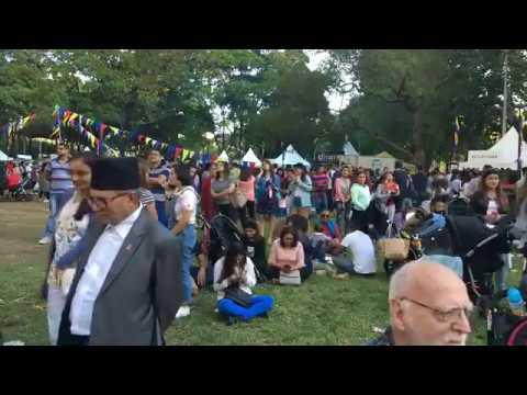 Tasting Nepal, First Nepali Food Festival in Belmore Park, Sydney, Australia last part